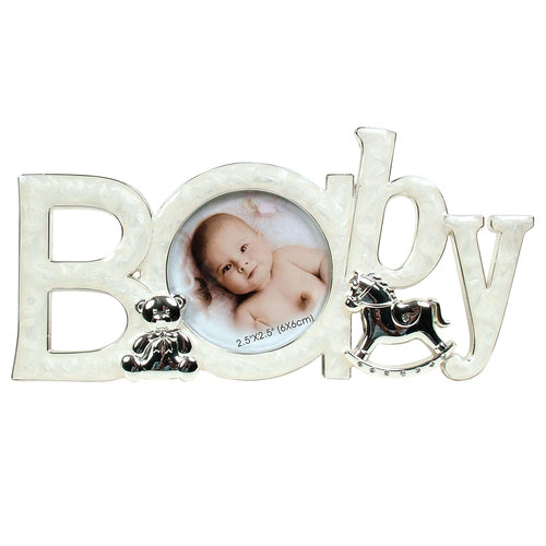 Dakota BABY Frame - Cream