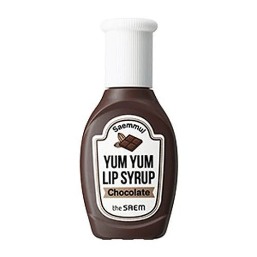 The Saem: Saemmul Yum Yum Lip Syrup (#01 Chocolate)