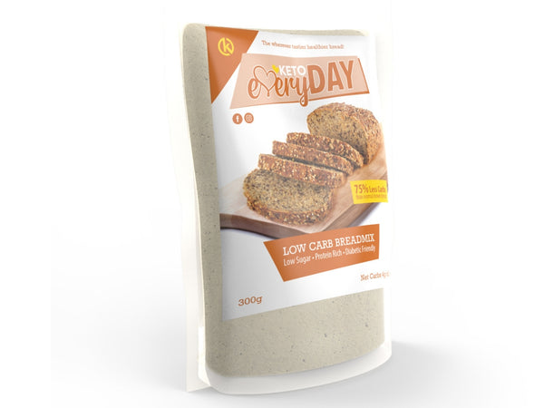 Keto Nutrition: Everyday Bread Mix (300g)