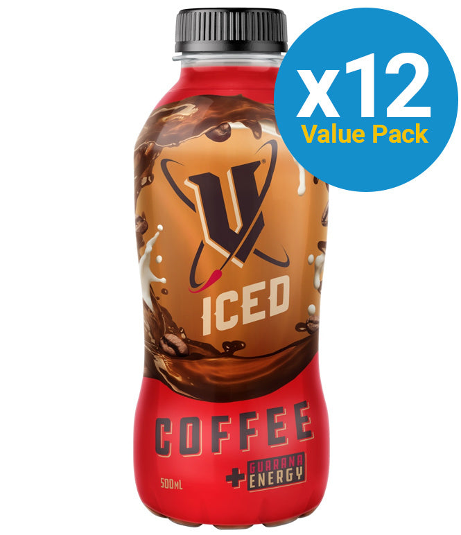 V Iced Coffee 500ml (12 pack)