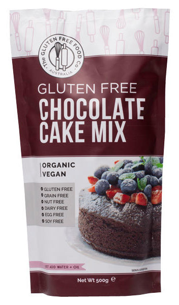 Gluten Free Chocolate Cake Mix 500g