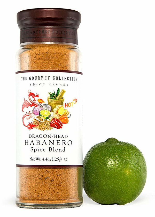The Gourmet Collection Spice Blends - Dragon Head Habanero (125g)