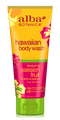 Alba Botanica Passion Fruit Body Wash - Renewing (207ml)