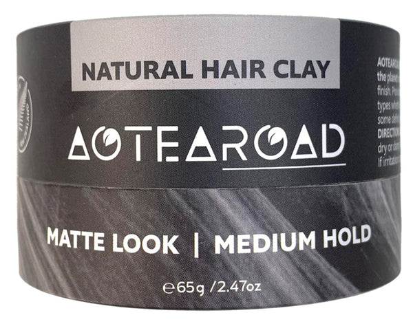 Aotearoad: Medium Hold Hair Clay