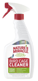 Natures Miracle: Bird Cage Cleaner and Deoderiser 709ml
