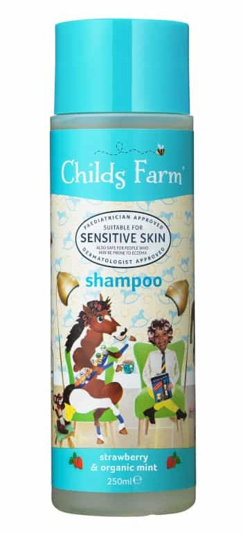 Childs Farm: Shampoo - Strawberry and Mint (250ml)