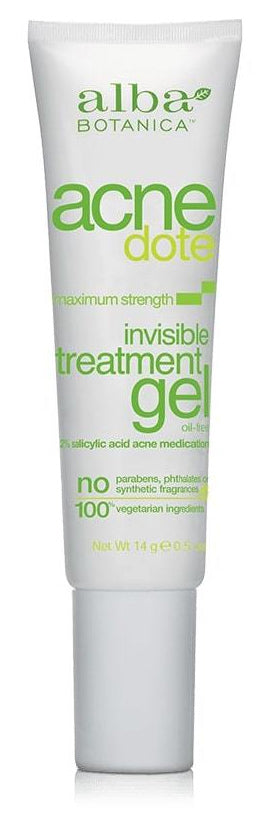 Alba Botanica - AcneDote - Invisible Treatment Gel (14g)