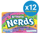 Wonka Rainbow Nerds Theater Box 141g (12 Pack)