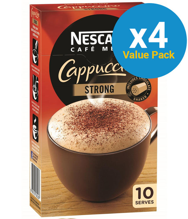 Nescafe Café Menu (Cappucino Strong, 40pk)