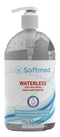Softmed: Anti-Bacterial Hand Sanitiser Gel - (500ml)