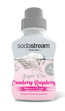 Soda Stream: Diet Cranberry Raspberry Syrup