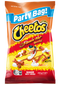 Cheetos Crunchy Flamin' Hot 210g