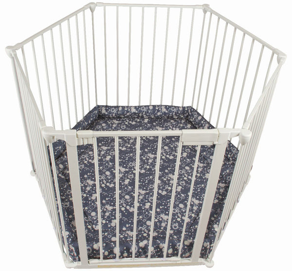 Childcare: Dlx Universal Hearth Gate w/ Mattress