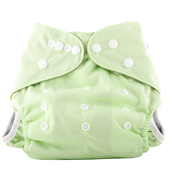 Little Genie: Reusable Nappies - Mint