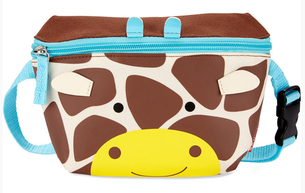 Skip Hop: Zoo Hip Pack - Giraffe