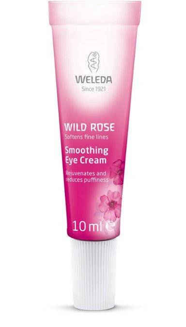 Weleda: Wild Rose Smoothing Eye Cream (10ml)