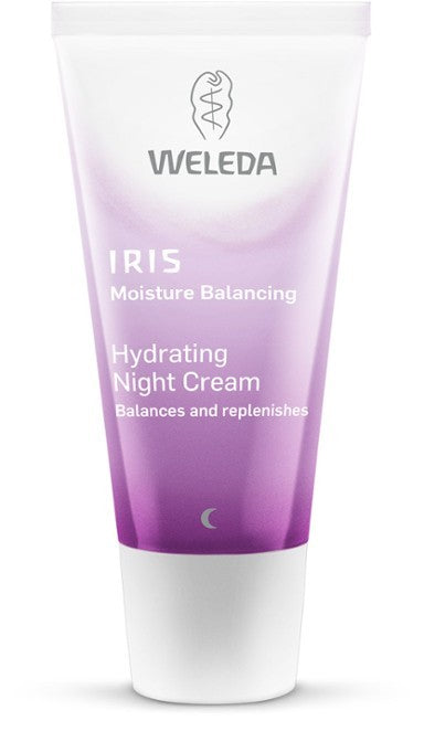 Weleda: Iris Hydrating Night Cream