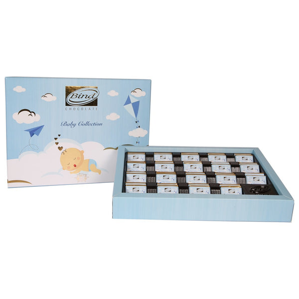 Bind Chocolates: The Baby Collection - Blue