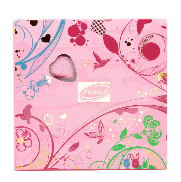 Bind Chocolates: Pale Pink Collection (120g)