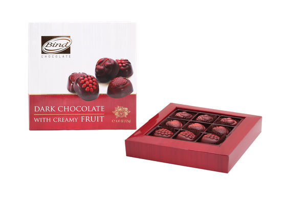 Bind Chocolates: Fruit Box (125g)