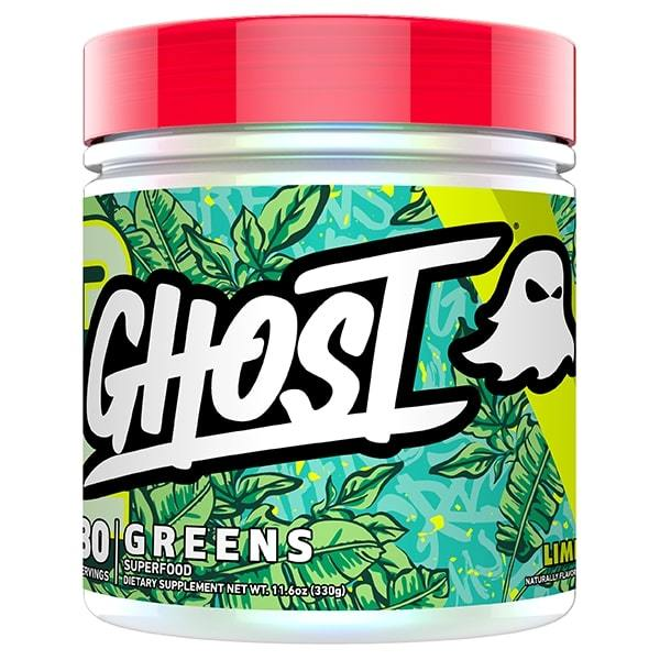 Ghost: Greens - Lime (30 Serve)