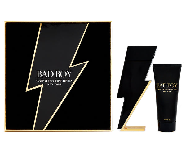 Carolina Herrera: Bad Boy Gift Set (2pc)