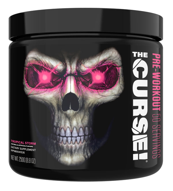 JNX The Curse! Pre-Workout - Tropical Storm (50 Servings)