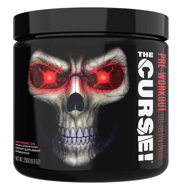 JNX The Curse! Pre-Workout - Watermelon (50 Servings)