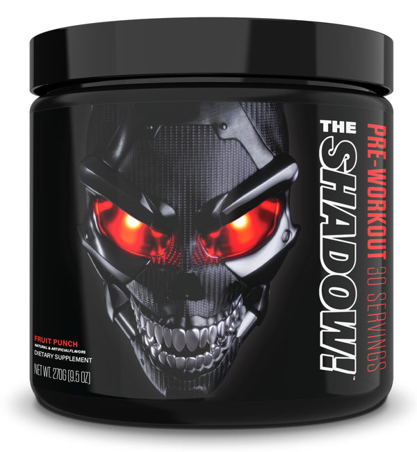 JNX The Shadow! Intense Pre-Workout - Fruit Punch (30 Servings)