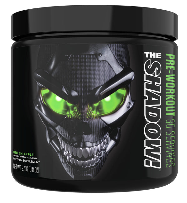 JNX The Shadow! Intense Pre-Workout - Green Apple (30 Servings)