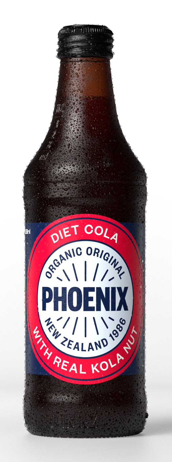 Phoenix Organic: Diet Cola - 328ml (15-Pack)