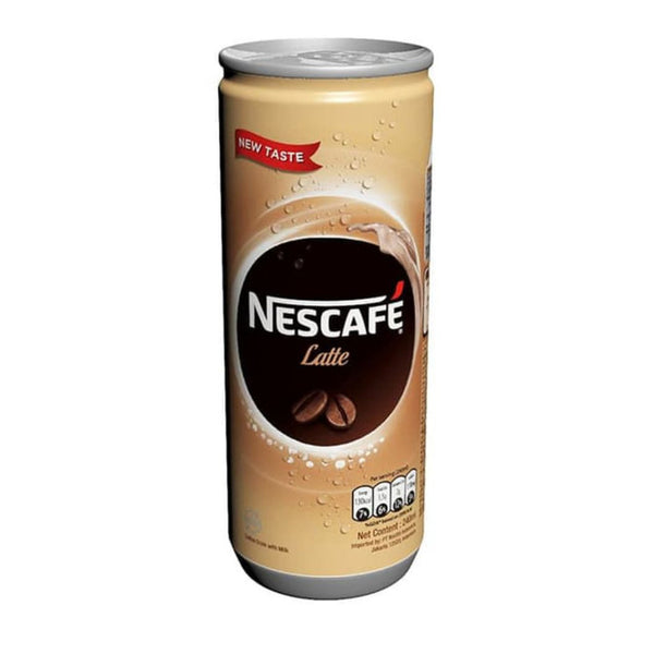 Nescafe Latte Cans 240ml 24pk