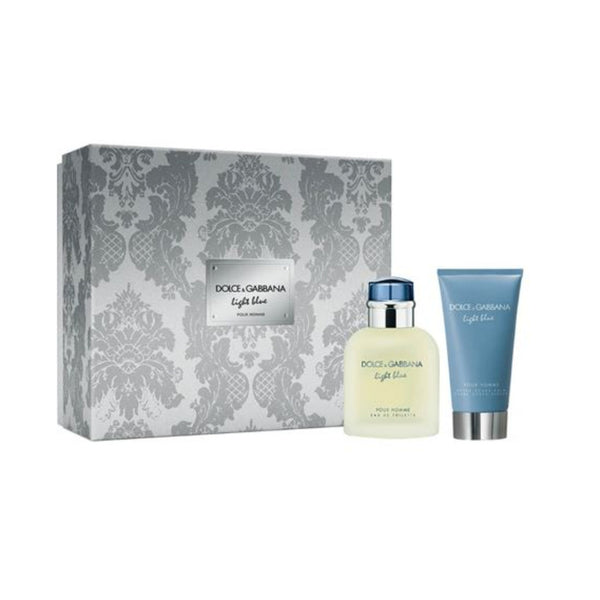Dolce & Gabbana: Light Blue Pour Homme Gift Set