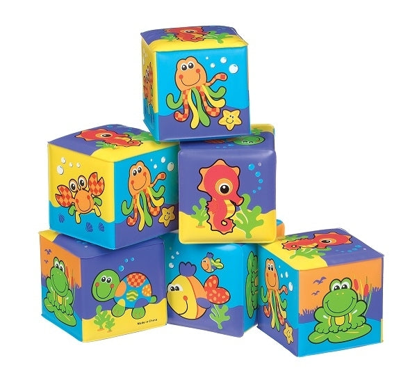 Playgro: My First Bath Blocks