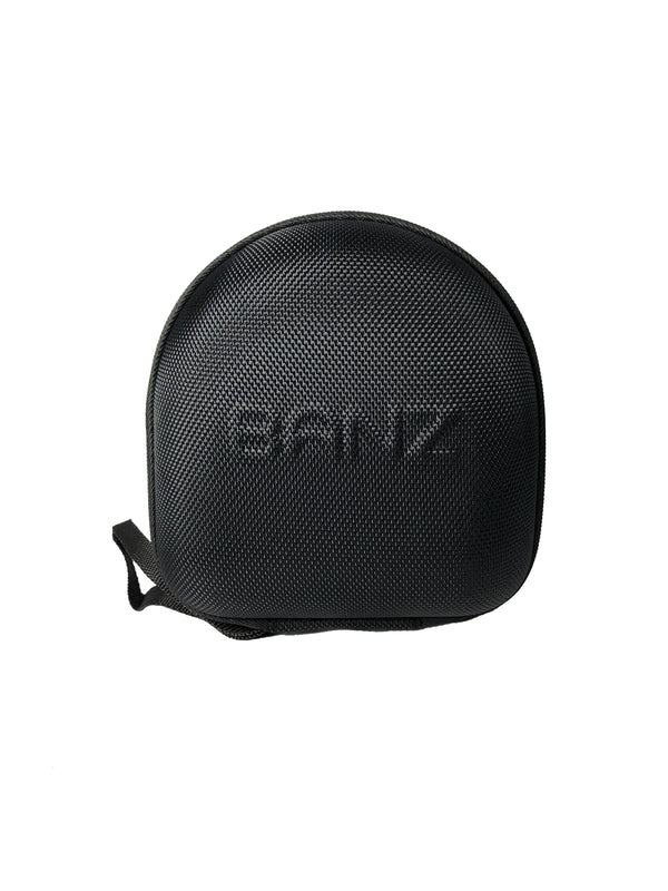 Banz Carewear: Earmuffs Zee Case - Onyx Black