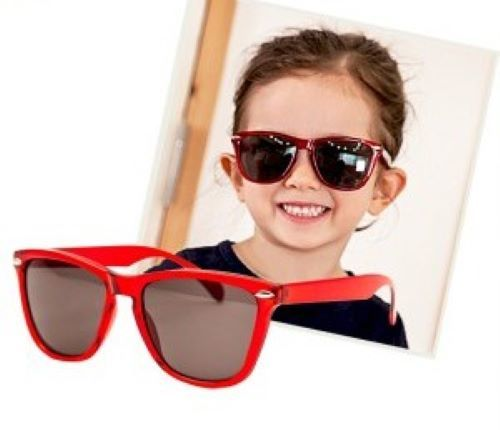 Banz Carewear: JFlyerz Sunglasses - Red (4-10 years)