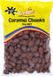 Rainbow Confectionery Caramel Chunks Bulk Bag 1kg