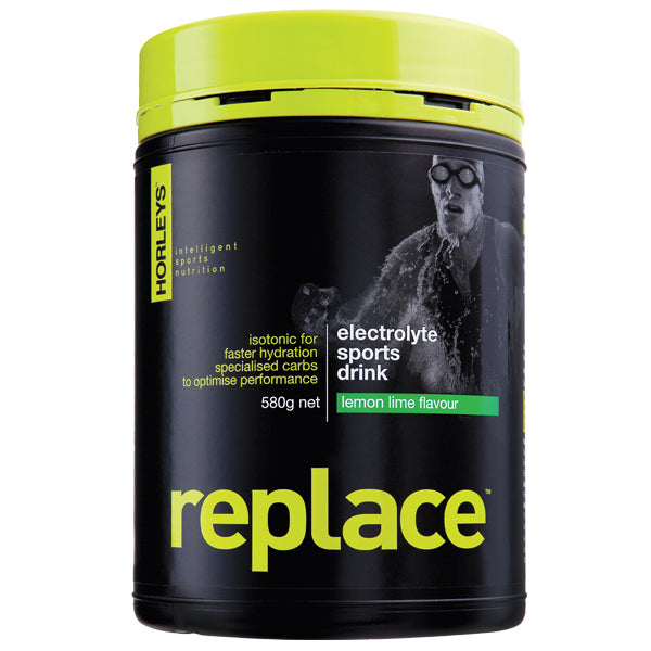 Horleys Replace - Lemon Lime (580g)