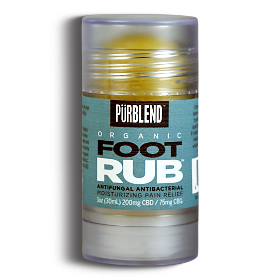 CBG & CBD Foot-Rub™