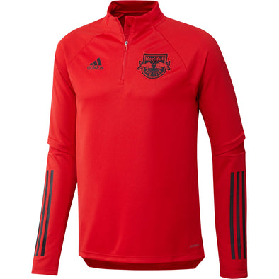 adidas NY Red Bulls 1/4 Zip Training - MENS