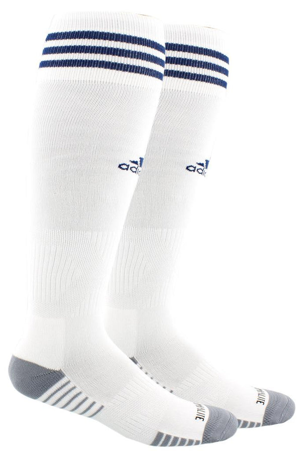adidas Copa Zone Cushion IV Socks - White/Navy