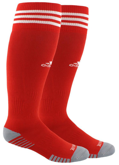 adidas Copa Zone Cushion IV Socks - Red/White