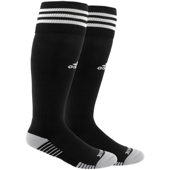 Benfica AZ adidas Copa Zone Cushion IV Match/Training Socks - Black/White