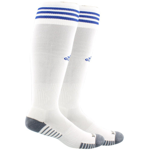 adidas Copa Zone Cushion IV Socks - White/Royal