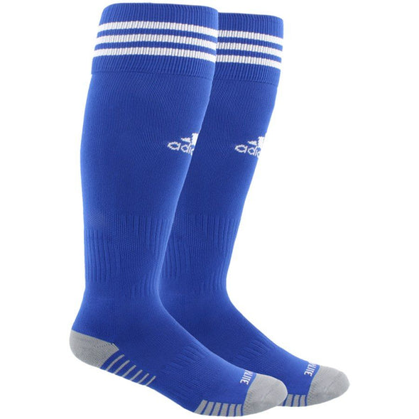 adidas Copa Zone Cushion IV Socks - Royal/White