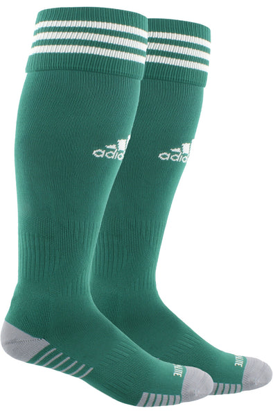 adidas Copa Zone Cushion IV Socks - Forest/White