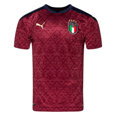 Copy of Puma 2020-21 Italy Goal Keeper Replica Jersey - MENS