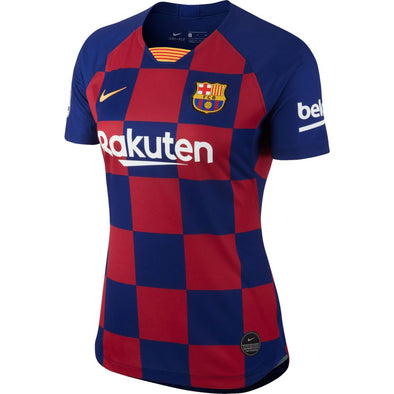 Nike Messi 2019-20 FC Barcelona Home Jersey - WOMEN'S