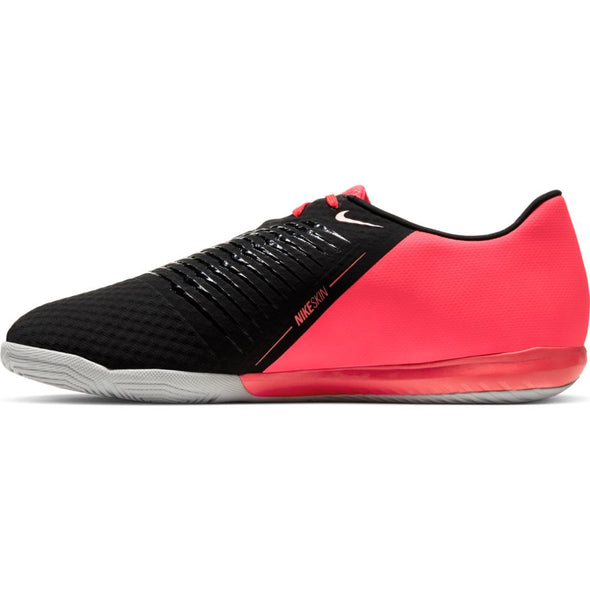 Nike Phantom Venom Academy IC (LASER CRIMSON/METALLIC SILVER-BLACK)