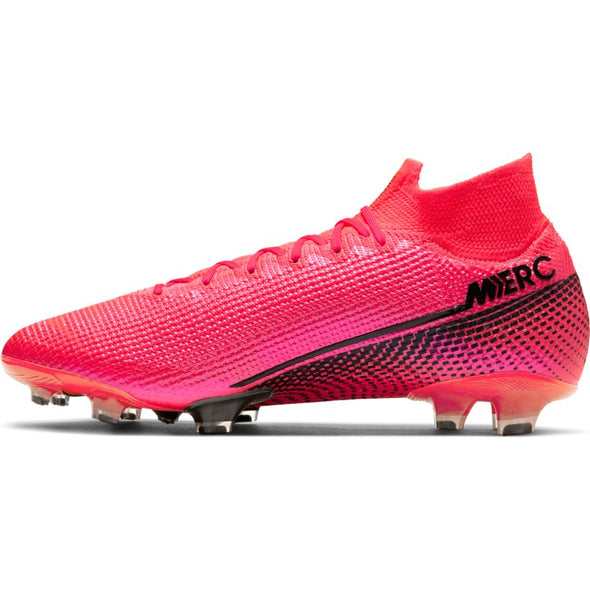 Nike Mercurial Superfly 7 Elite FG Crimson/Black